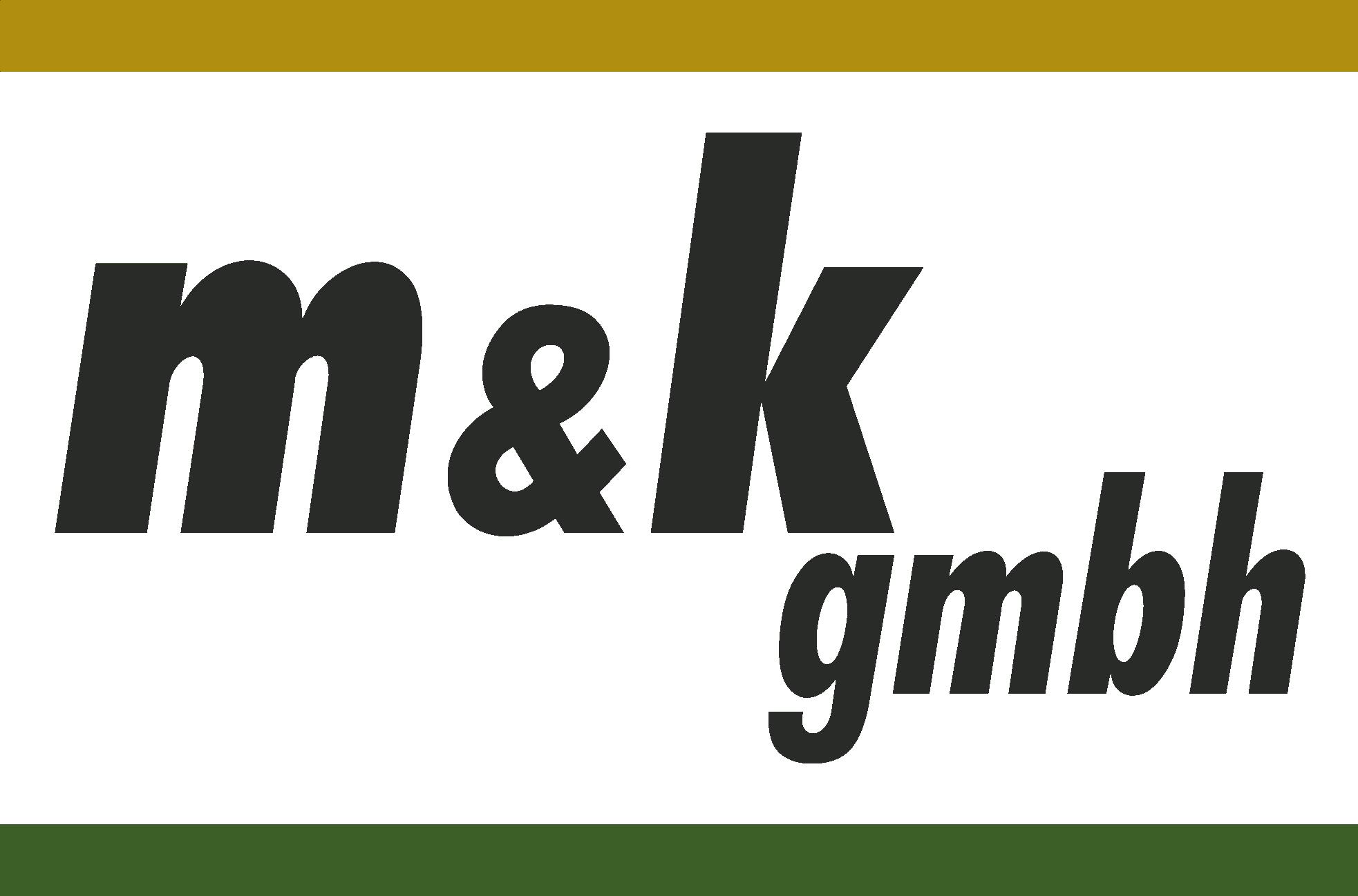 m&k gmbh Logo